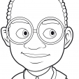 Coloriage Linus et Boom 11