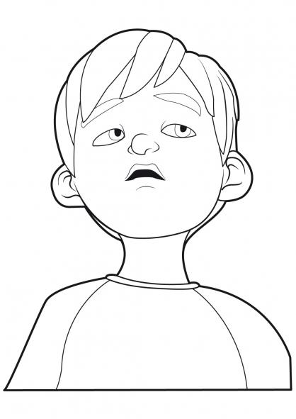 Coloriage linus et boom 20 coloriage linus et boom - Boom dessin anime ...