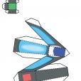 Coloriage Max Steel : La Maquette Steel planche 3