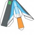 Coloriage Max Steel : La Maquette Steel planche 7