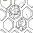 Coloriage Maya et Willy dans la ruche