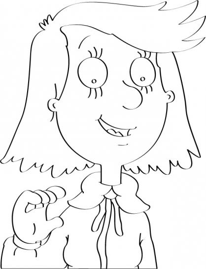 Free Dibujos De Mona Lisa Coloring Pages Mona Coloring Pages