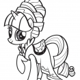 Coloriage My Little Pony 14
