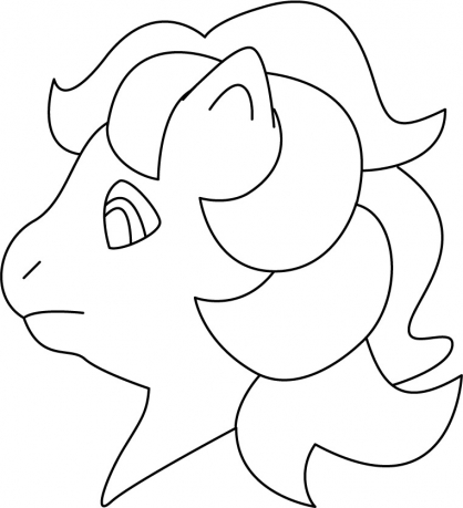 Coloriage My Little Pony 19