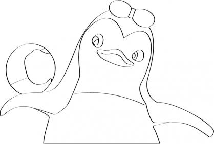 Coloriage Ozie Boo 14