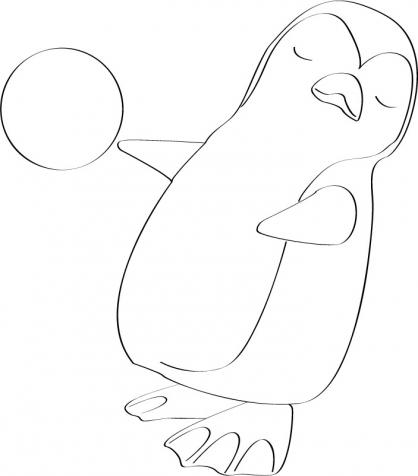 Coloriage Ozie Boo 17