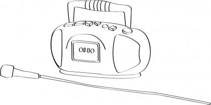 Coloriage Ozie Boo 22