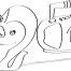 Coloriage Ozie Boo 68