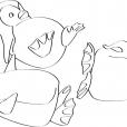 Coloriage Ozie Boo 8
