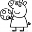 Coloriage Peppa 16