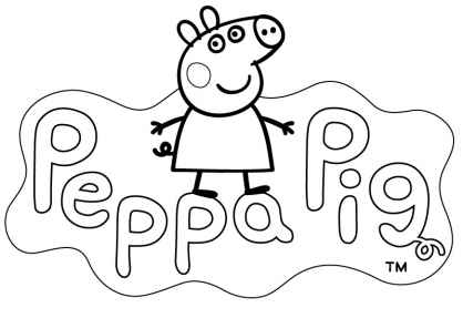 Free coloring pages - Coloriage peppa pig ...