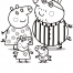 Coloriage Peppa 48