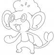 Coloriage Pokémon Feuillajou s14