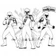 Coloriage Les Rangers