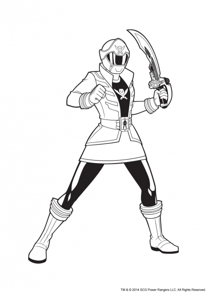 Coloriage power rangers jaune 2 coloriage power rangers coloriage dessins animes - Dessin power rangers ...