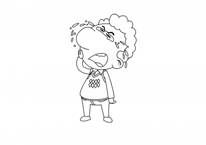 Coloriage Rosie 23