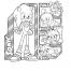 Coloriage Sonic et son équipe