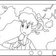 Coloriage Spirou et Fantasio 14