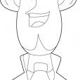 Coloriage Spirou et Fantasio 4