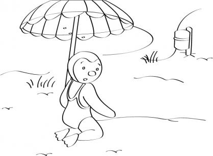 Coloriage t 39 choupi 40 coloriage t 39 choupi coloriage dessins animes - Coloriage choupi ...