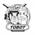 Coloriage Ryan et Tobot