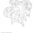 Coloriage Grimlock 3