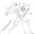 Coloriage Optimus 2