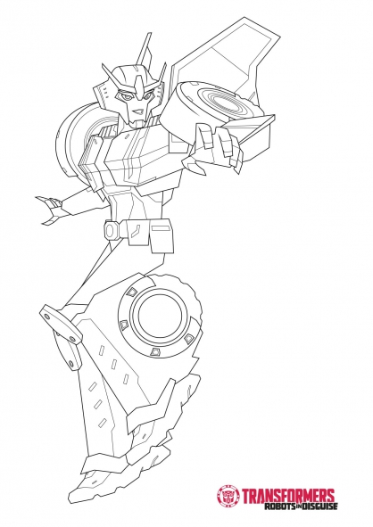 Coloriage Strongarm 2