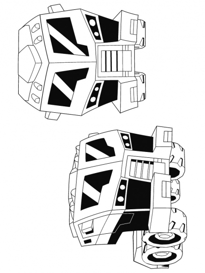 Coloriage transformers optimus prime non volu coloriage transformers coloriage dessins - Dessin optimus prime ...