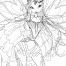 Coloriage Winx Club : Bloom