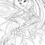 Coloriage Winx Club : Stella