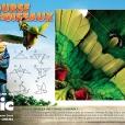 Coloriage Epic : Course d'oiseaux