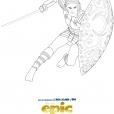 Coloriage Epic : Nod