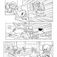 Coloriage LEGO Batman 3 : Flash et l'Homme Mystère