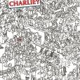 Coloriage Où est Charlie : Charlie dans la foule