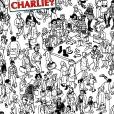 Coloriage Où est Charlie : Charlie fait du shopping