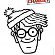 Coloriage Où est Charlie : Le clin d'œil de Charlie