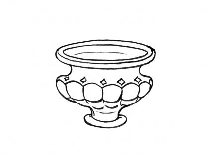 Coloriage Pot 14