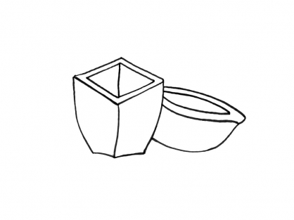 Coloriage Pot 4