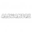 Coloriage Alexandre
