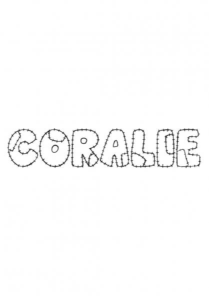 Coloriage Coralie