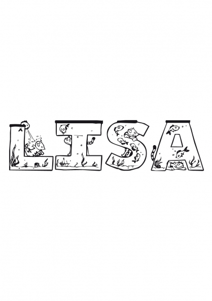 Coloriage Lisa