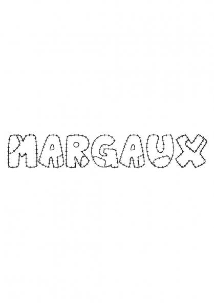 Coloriage Margaux