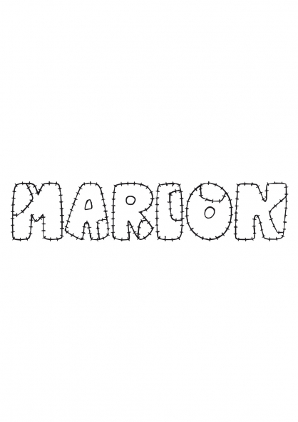 Coloriage Marion