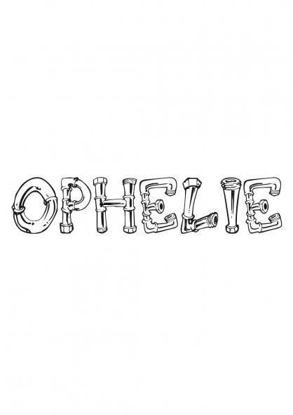 Coloriage Ophélie