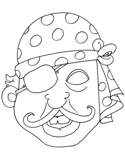 Coloriage masque 21 coloriage masques coloriage f tes - Coloriage masque ...