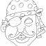 Coloriage Masque 21