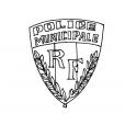 Coloriage Accessoire policier 4