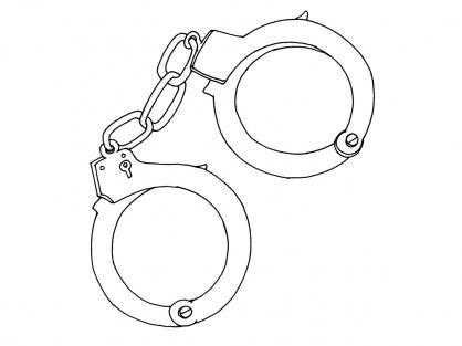 Coloriage Accessoire policier 7