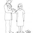 Coloriage Docteur 11